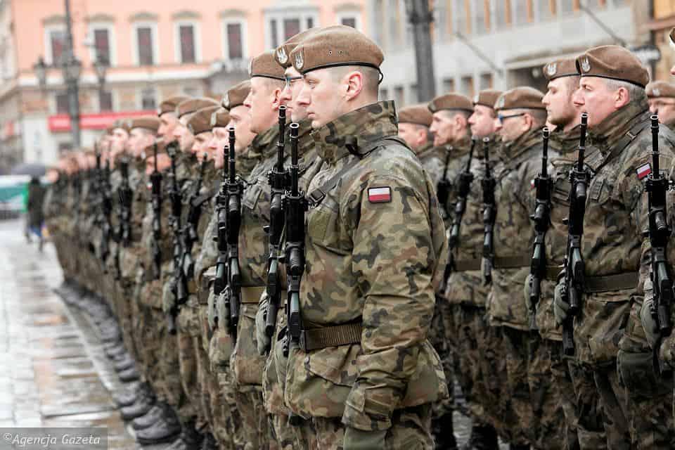Війська територіальної оборони Польщі