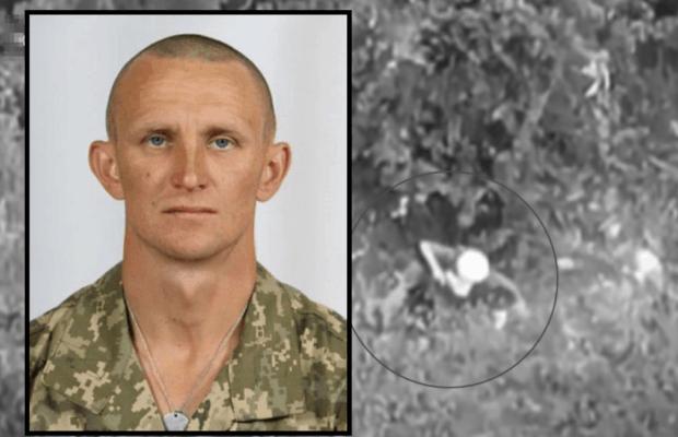 Загиблий морпіх Ярослав Журавель