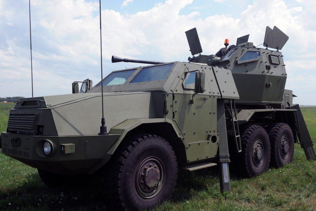 «PASARS-16». Серпень 2020. Фото: Міноборони Сербії