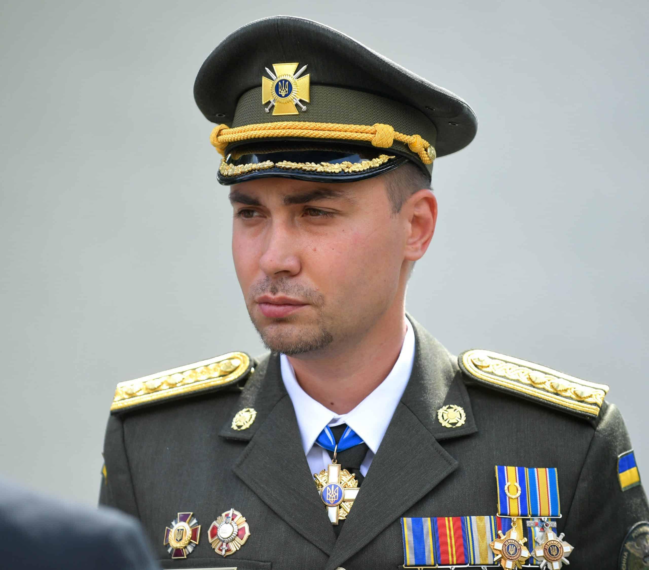 Начальник Головного управління розвідки Міністерства оборони України Кирило Буданов