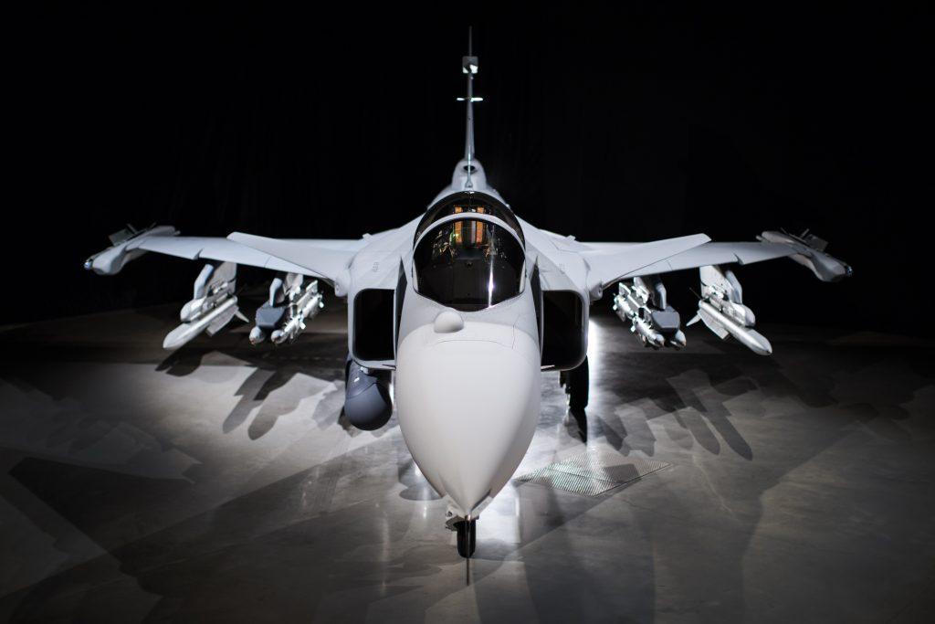 Винищувач Saab JAS-39E Gripen (Gripen E). Фото з відкритих джерел
