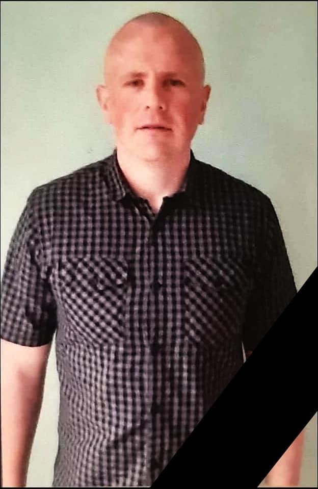 старший лейтенант Володимир Рудик