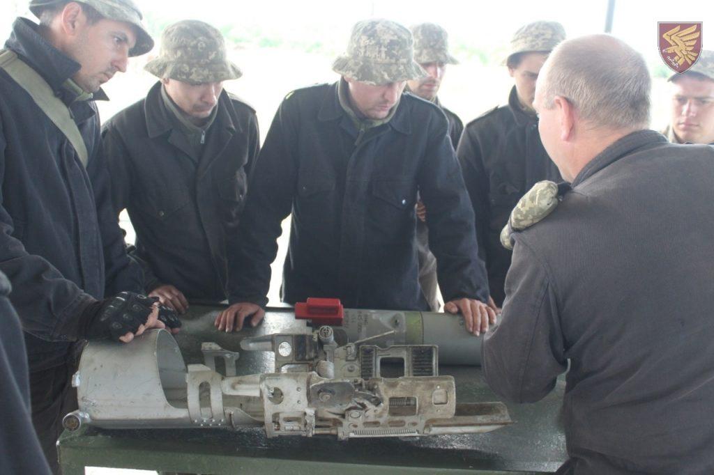 Підготовка до стрільб 9М112 «КОБРА». Вересень 2020. Фото: 95 ОДШБр