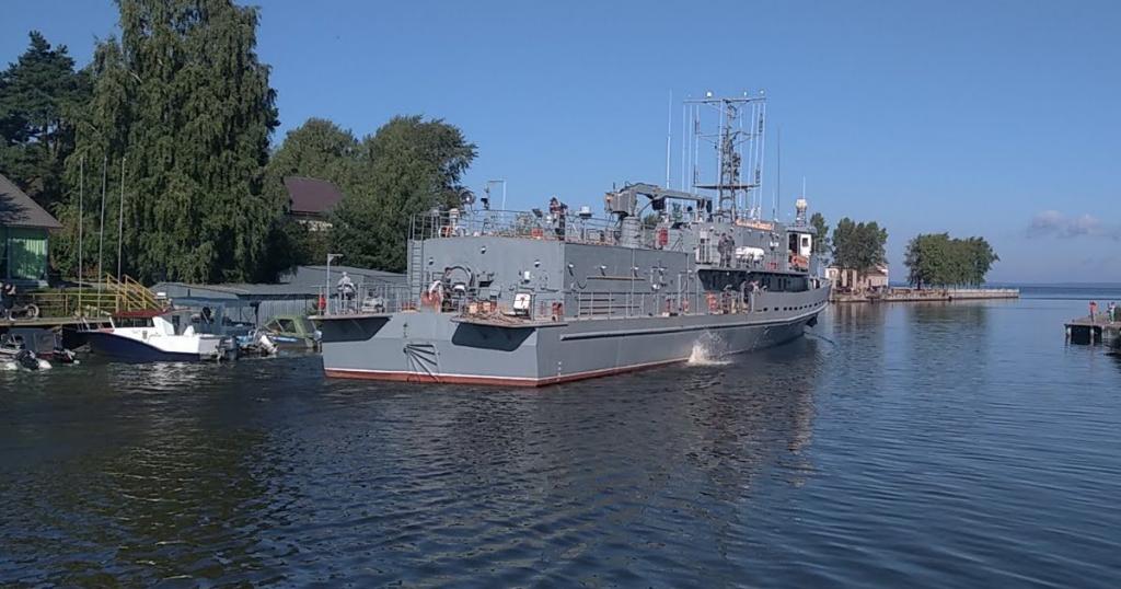 Катер-торпедолов ТЛ-2195 проєкту 1388Н3Т. 2020 рік. Фото: ЗМІ РФ