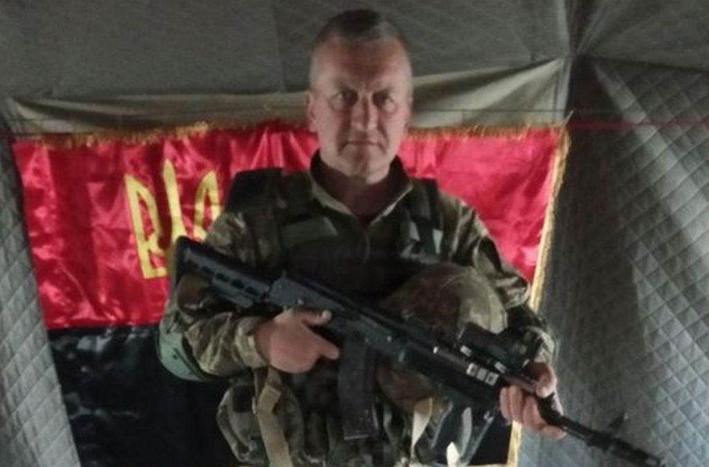 Загиблий молодший сержант Тарас Кубійович