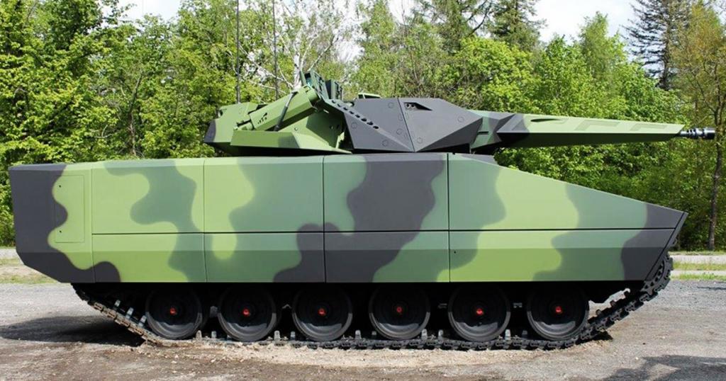 БМП KF41 «Lynx». Фото з відкритих джерел