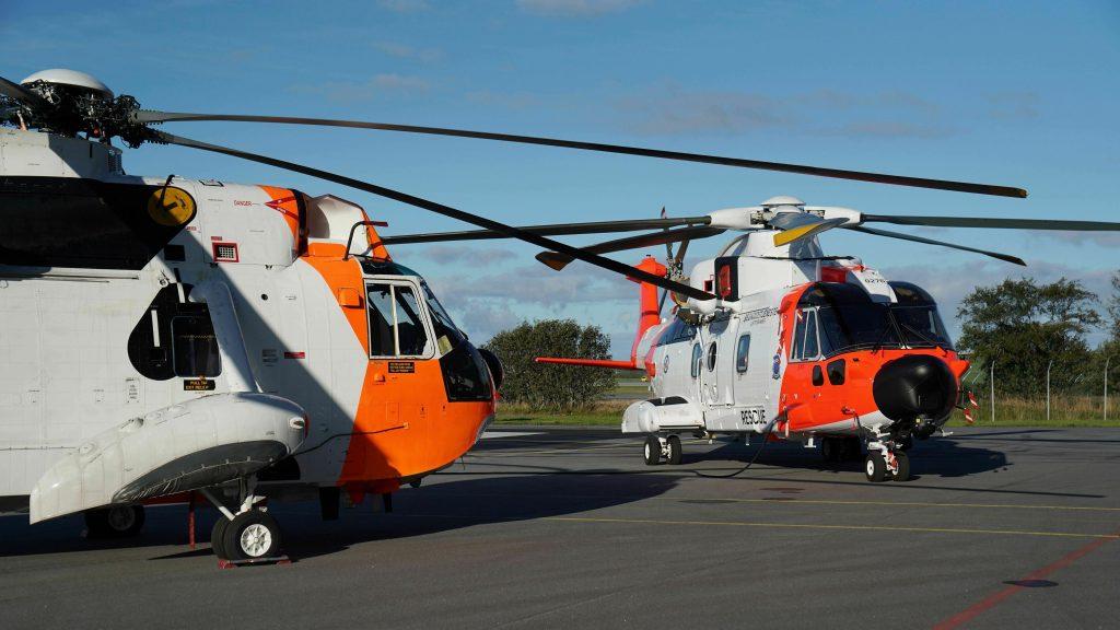 Вертольоти AW101. Фото: TU