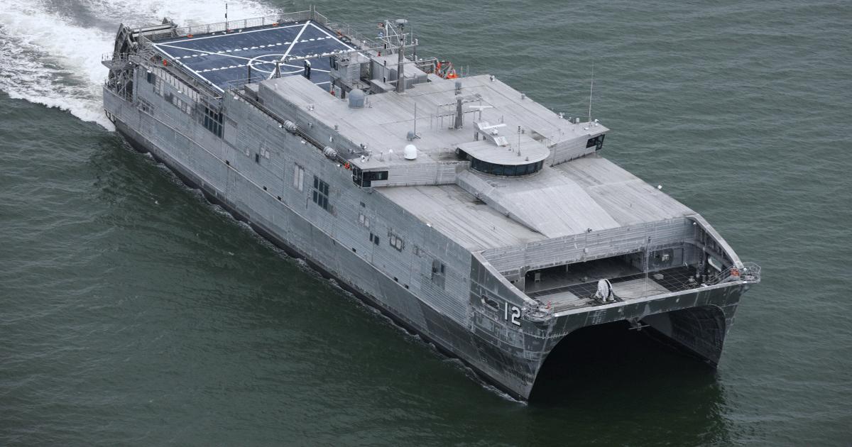 USNS Newport (T-EPF-12). Фото з відкритих джерел