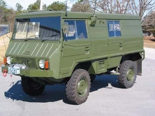 Pinzgauer фургон