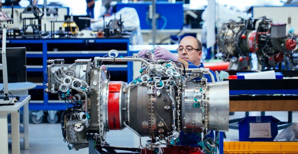 Двигун компанії Safran. Фото з відкритих джерел