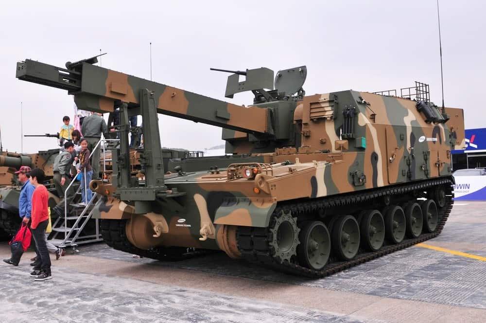 Транспортно-заряджаюча машина K10 (ARV)
