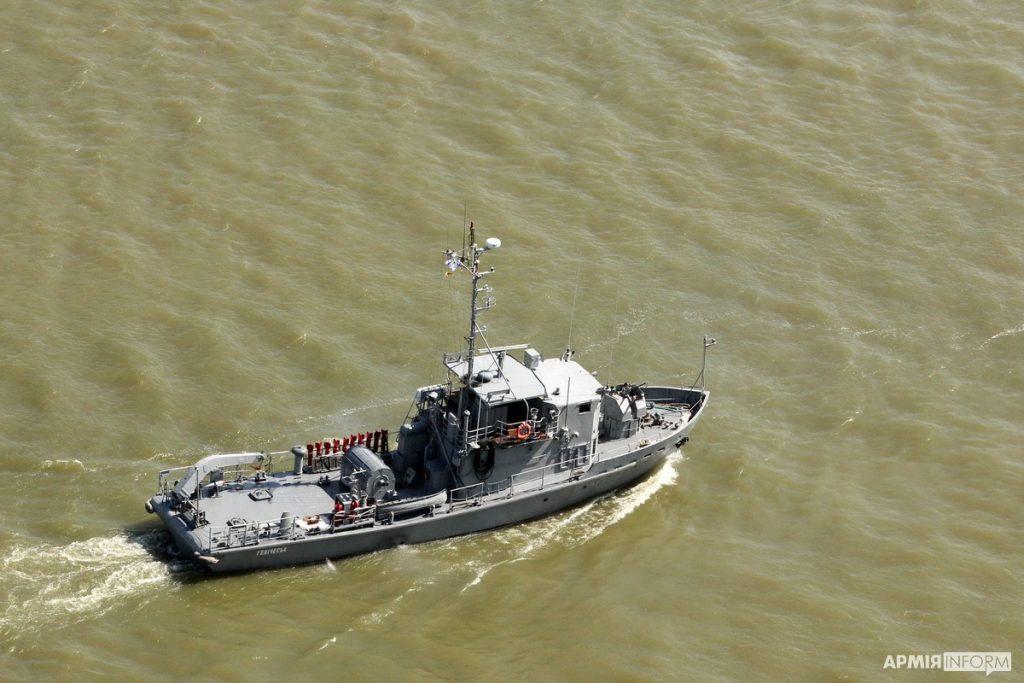Навчання ВМС України та ВМС Румунії Riverine-2020. Вересень 2020. Фото: АрміяInform