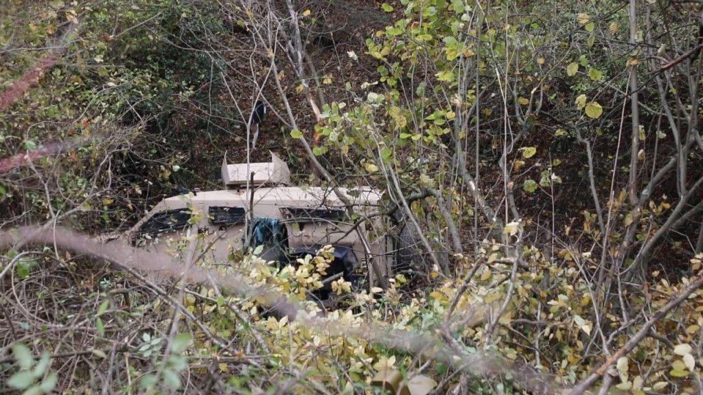 Бронеавтомобіль Sand Cat ЗС Азербайджану