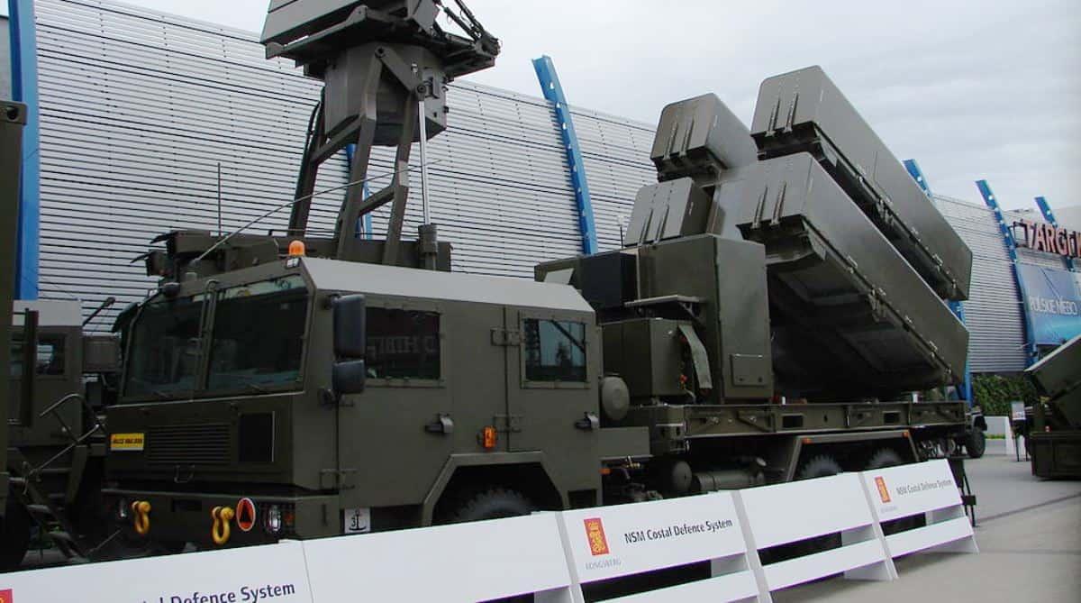 Румунія отримає ракетні комплекси з ракетами NSM. Комплекс Coastal Defense System (CDS). Фото з відкритих джерел
