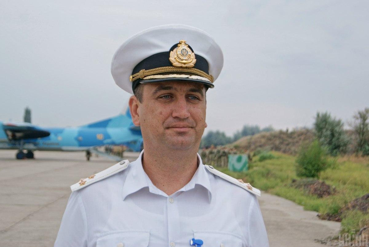 ВМС перейдуть до комплексного ремонту кораблів. Контрадмірал Олексій Неїжпапа. Фото6 ВМС ЗСУ