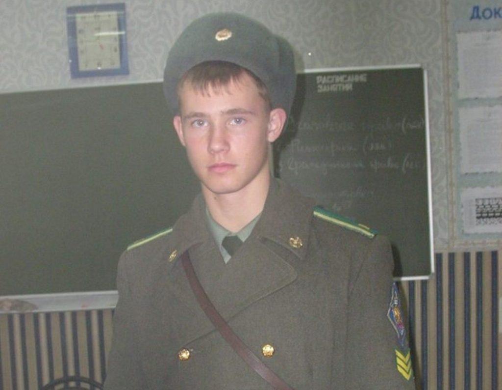 Богданов, Хабаровский пограничный институт ФСБ, 2008 год