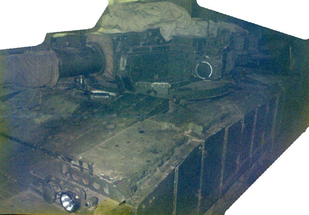Елементи танку «Нота»