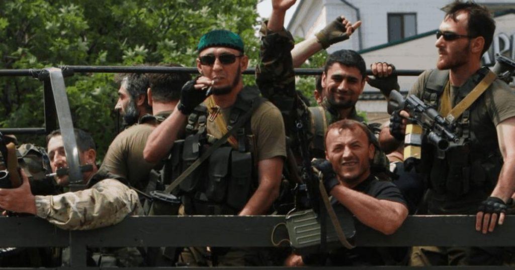 Боевики кавказкой национальности прибыли в мае 2014 года в Донецк перед захватом Донецкого аэропорта 26-го мая