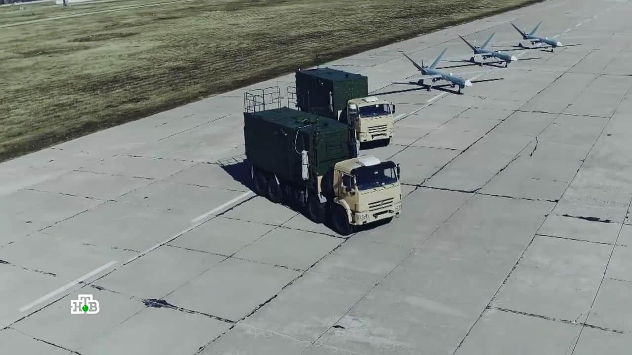 Перший комплекс «Орион» на озброєнні ЗС Росії