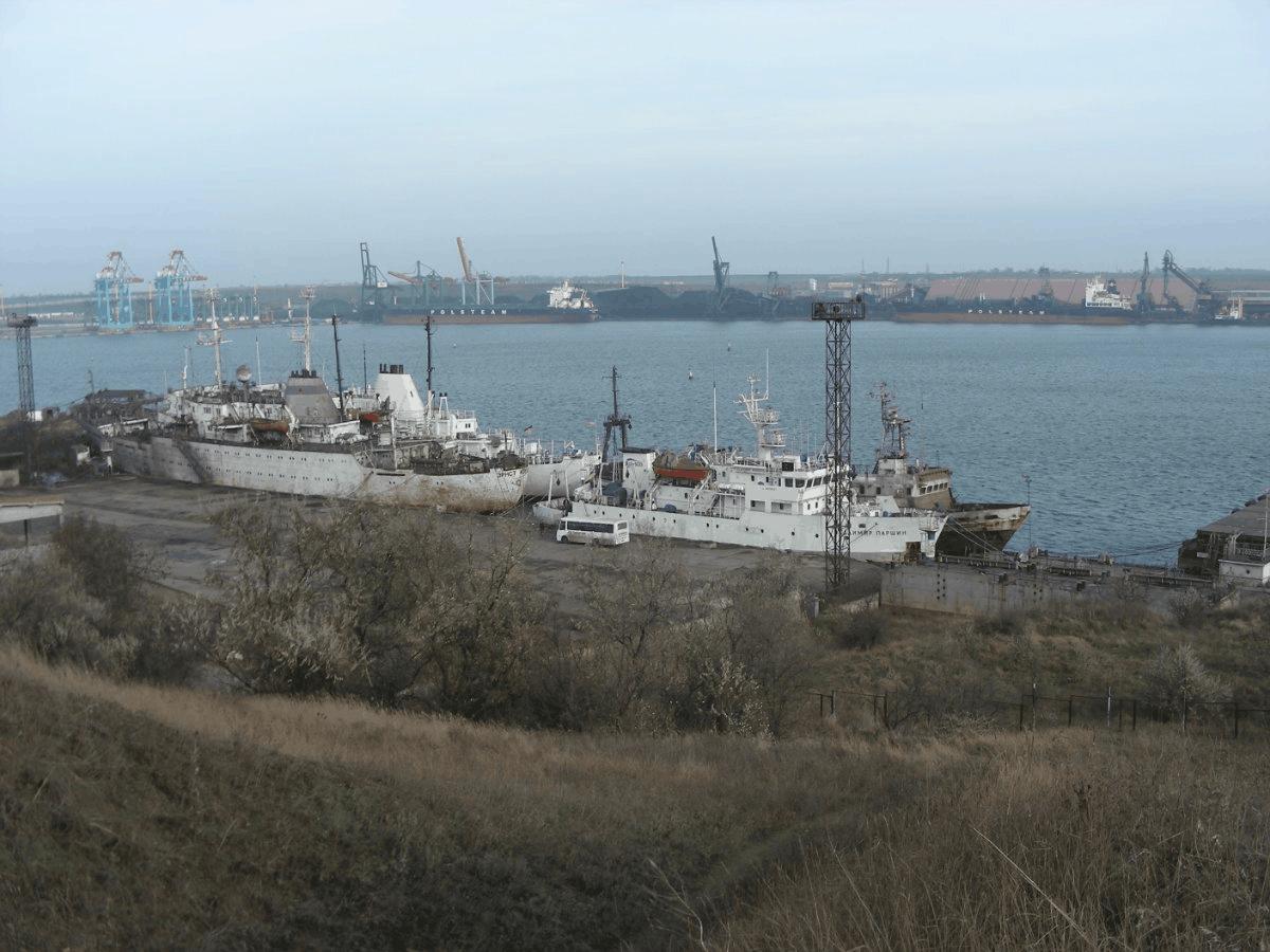 Пункт базування ВМС ЗС України у Южному