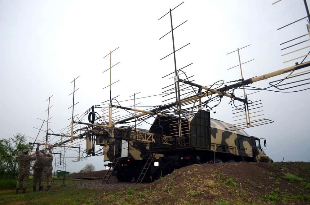 РЛС П-18 «Малахіт» на озброєнні ЗС Азербайджану
