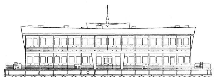 Рейдове судно забезпечення проєкту Р140