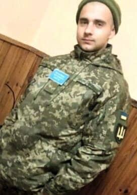 Солдат контрактної служби Панченко Руслан Віталійович