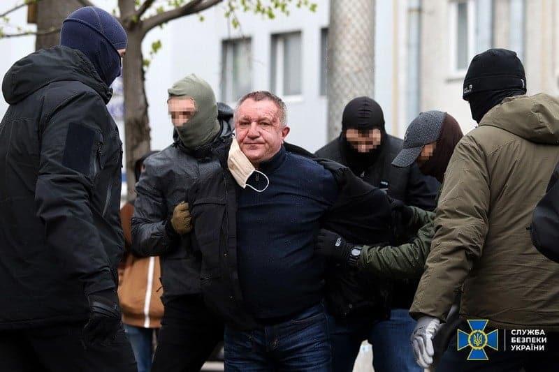 Операція по затриманню Валерія Шайтанова