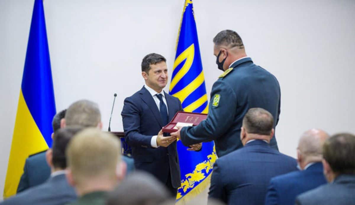 Фото: Володимир Зеленський та Едуард Атрашкевич