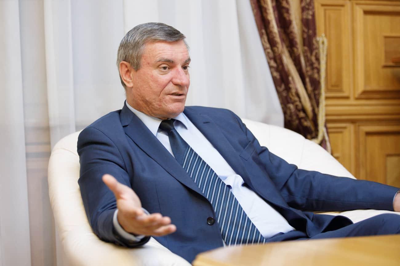 Олег Уруський. Фото з відкритих джерел