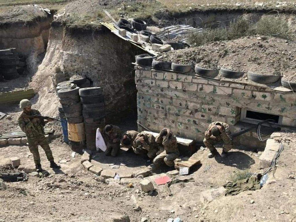 Нагірний Карабах: У Азербайджані заявили про полонених вірмен