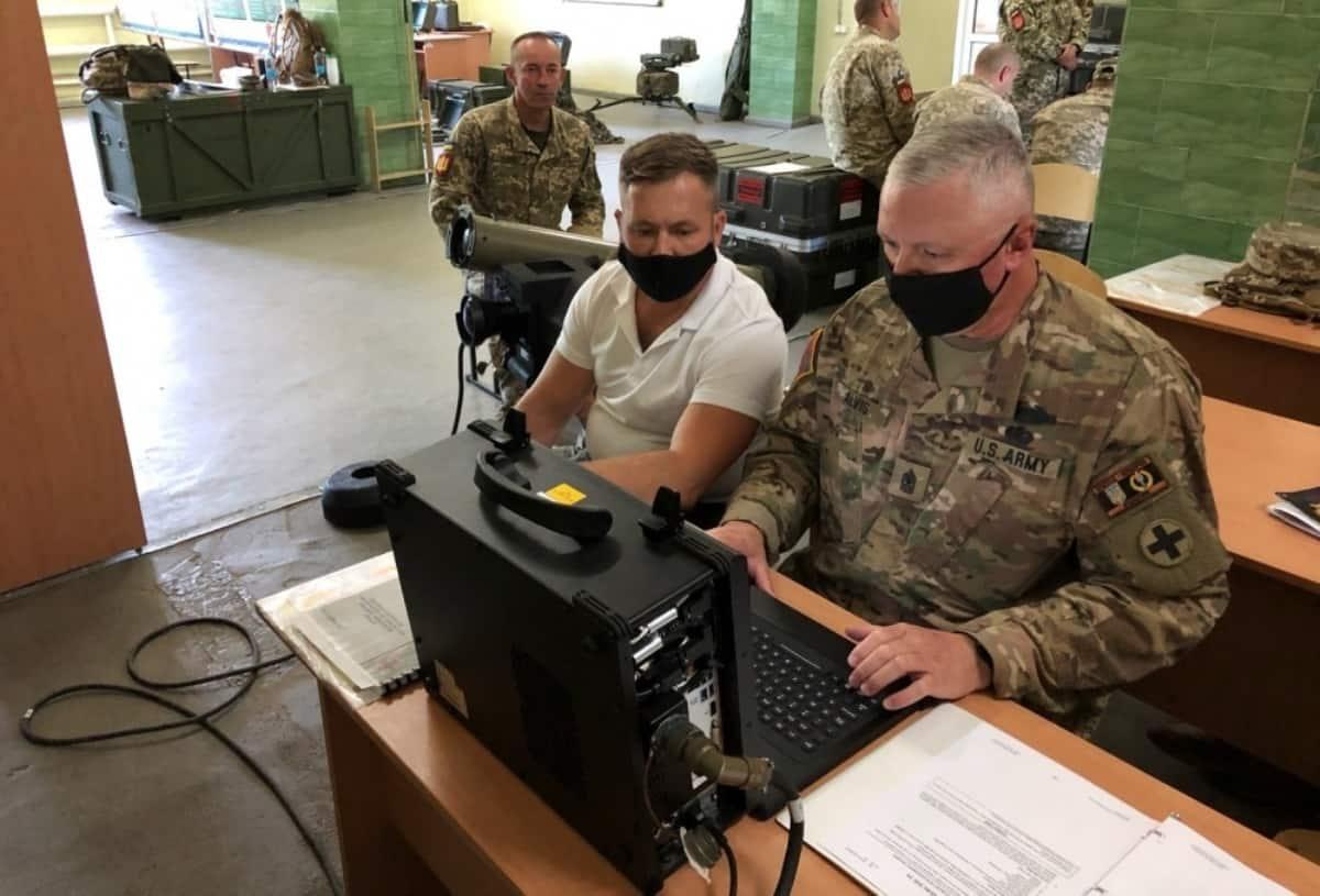 Центр підготовки протитанкових операторів. Фото: АрміяInform