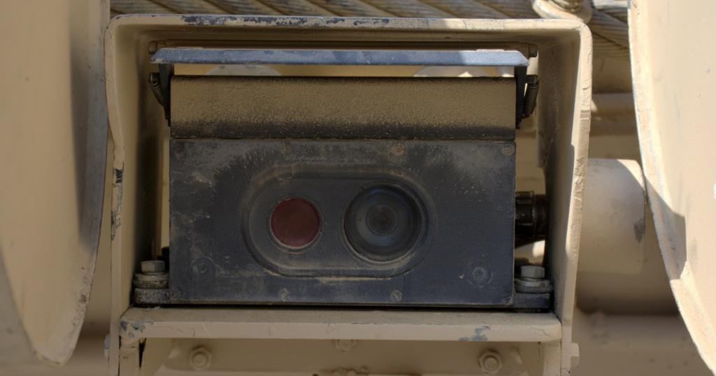 Камери заднього виду водія. Листопад 2020. Фото: ЗМІ Ірану