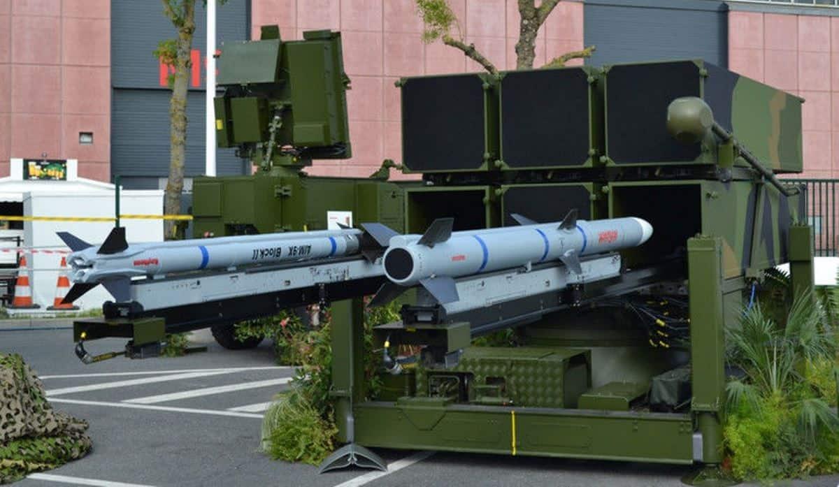 Зенітний ракетний комплекс NASAMS. Фото з відкритих джерел