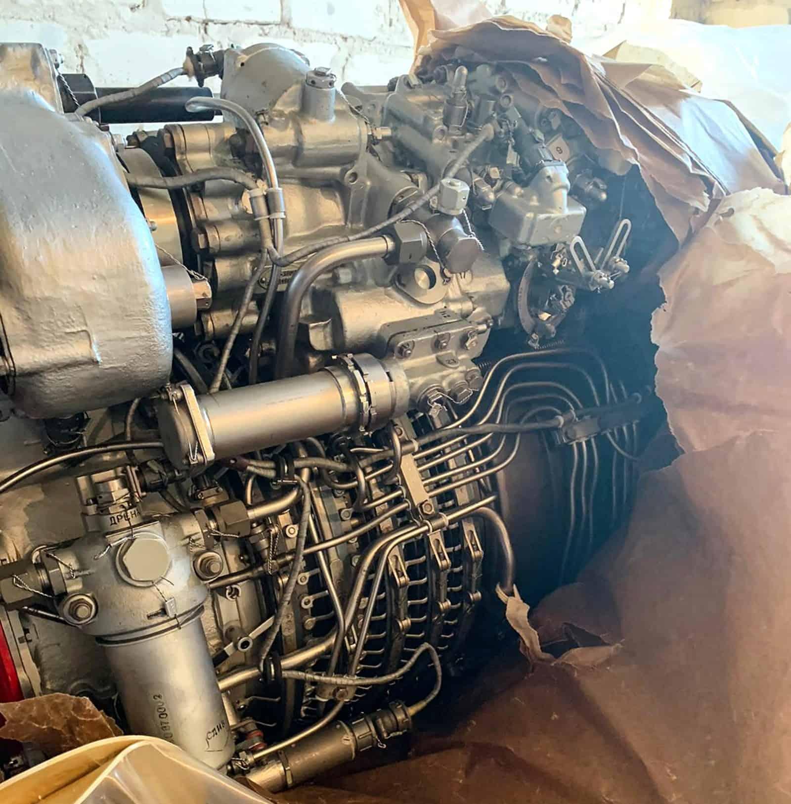 В України викрито розкрадання авіаційних комплектуючих. Фото з матеріалів СБУ. Листопад 2020