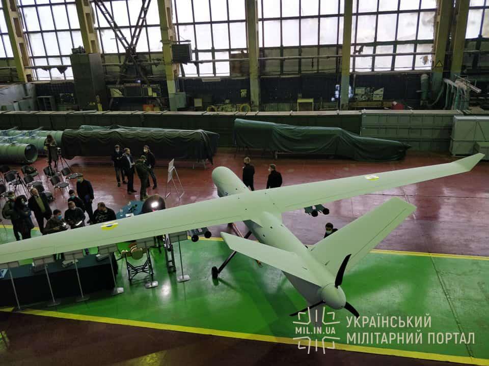 БПЛА «Сокіл-300»