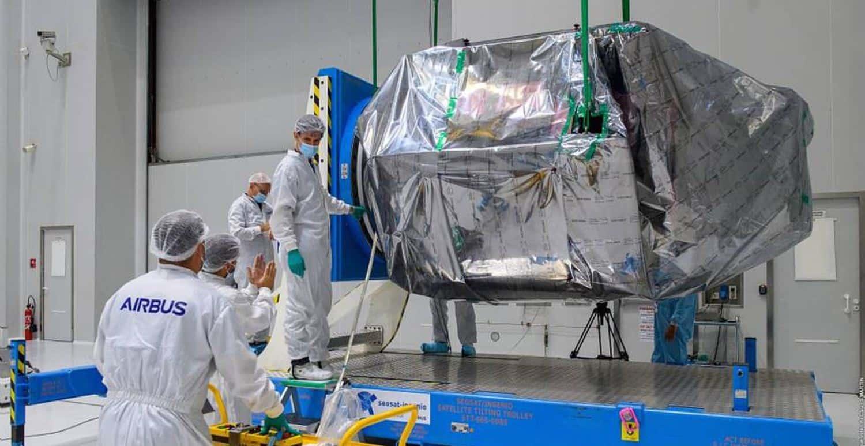 Супутник SEOSAT-Ingenio