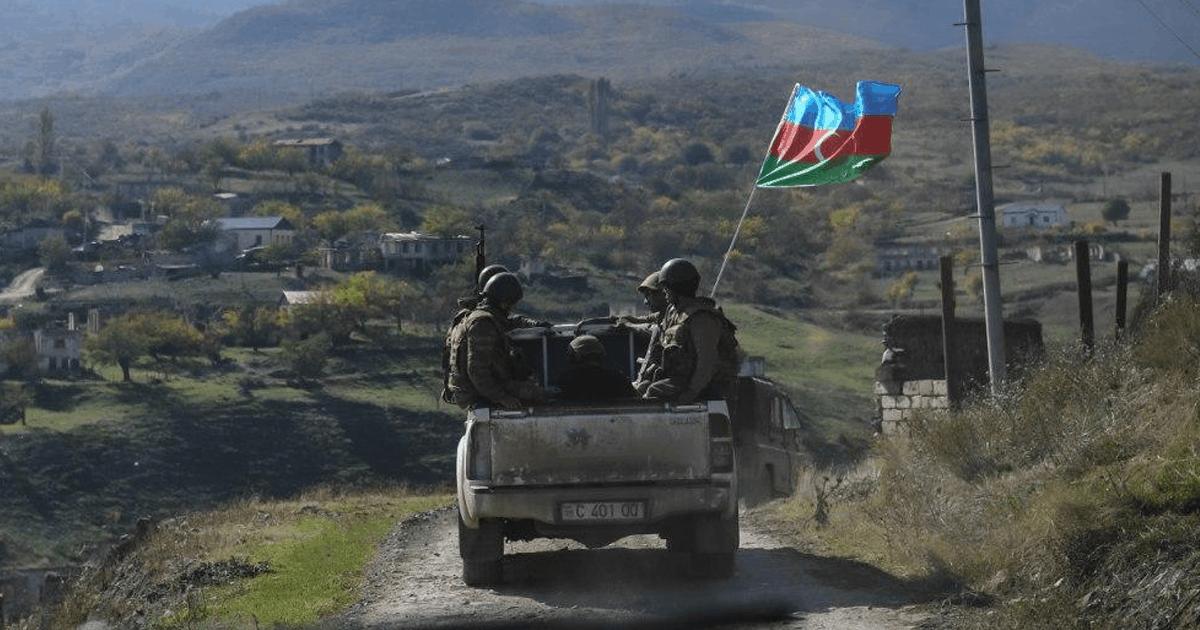 Військові Азербайджану. Фото з відкритих джерел