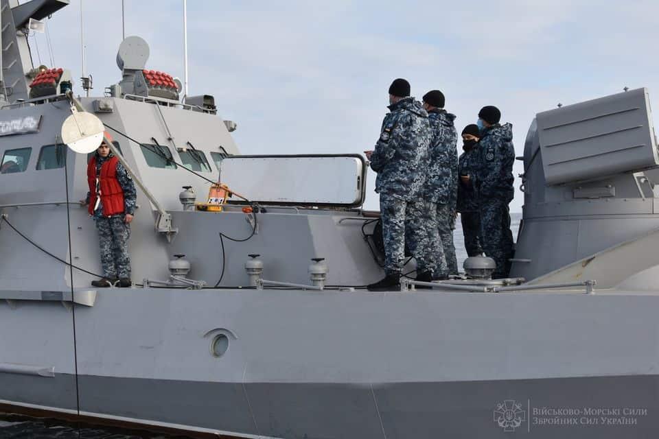 У ВМС ЗС України почали застосовувати німецькі гідроакустичні станції Cerberus 1