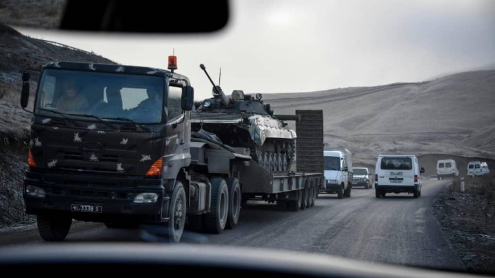 Вивід вірменських військ з території Азербайджану