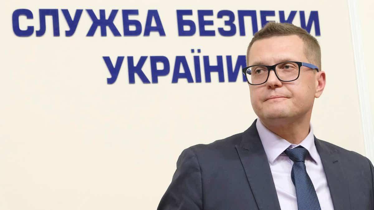 Реформа СБУ: штат хочуть скоротити на 37%. Голова СБУ Іван Баканов. Фото з відкритих джерел