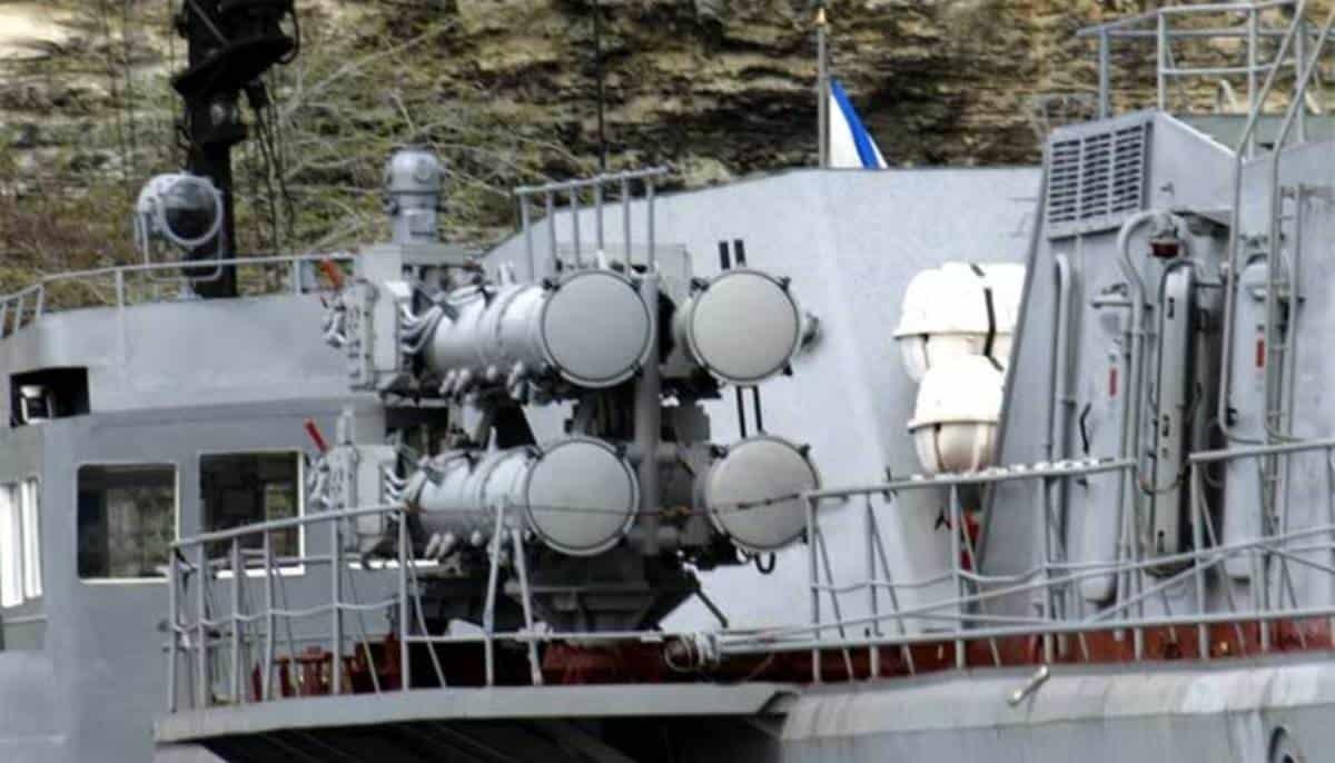 Торпедний апарат ТР-244 калібру 400 мм в основному використовувався для застосування торпед СЕТ-72. Фото з відкритих джерел