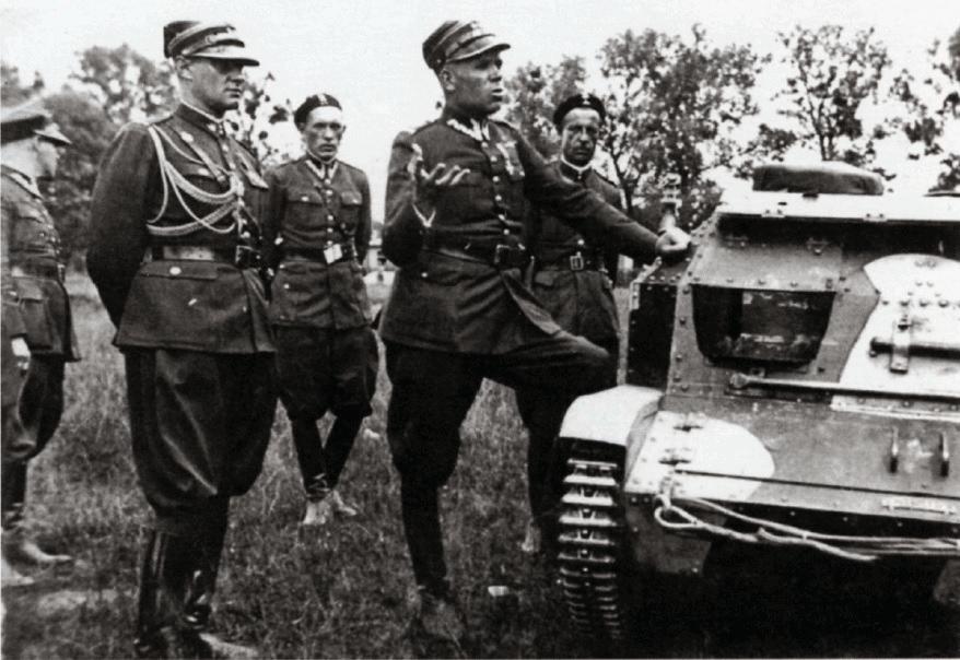 Навчання 1931 р. дали можливість познайомитись з можливостями танкеток як особовому складу кавалерії, так і керівникам Міністерства військових справ і Головного штабу