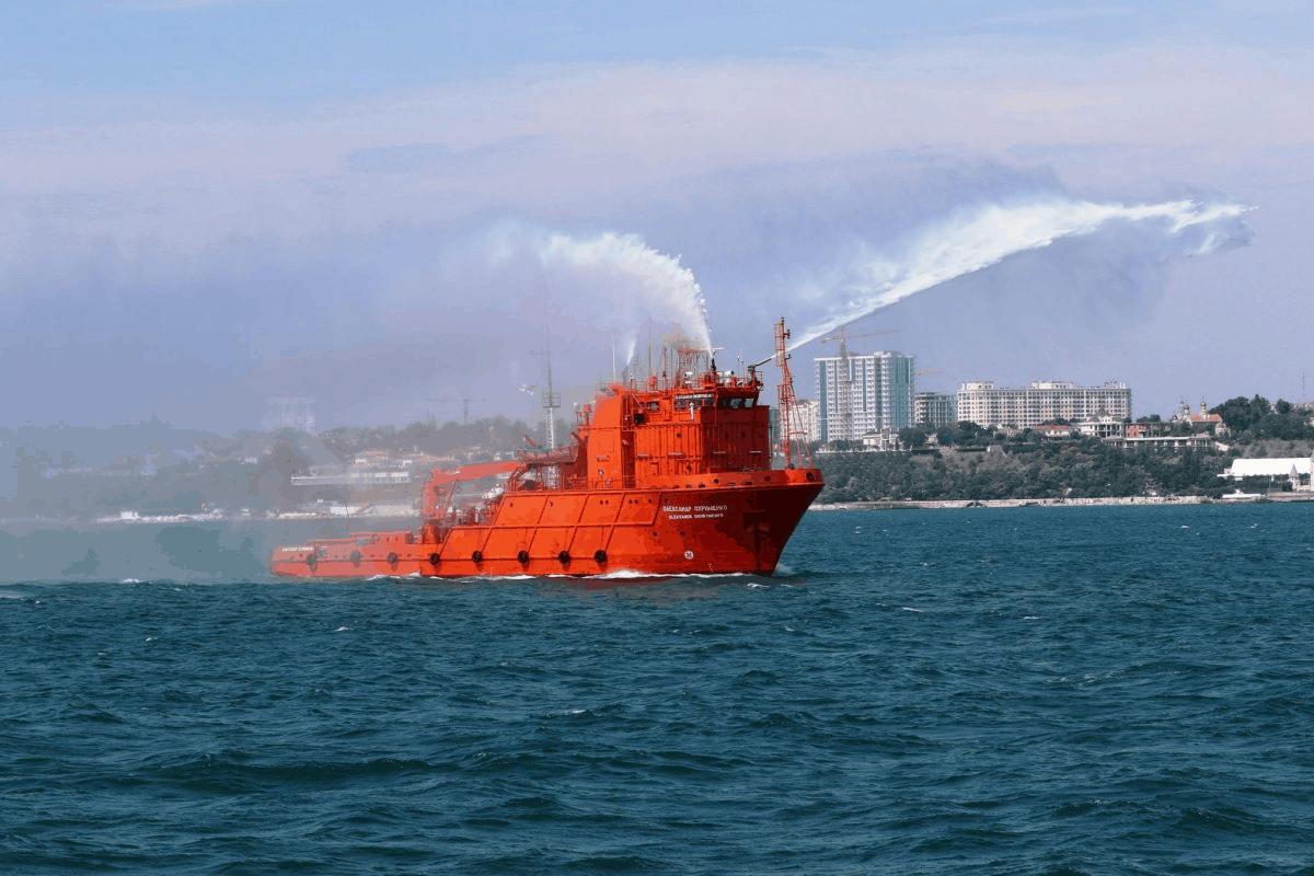 Пошуково-рятувальне судно «Олександр Охрименко»