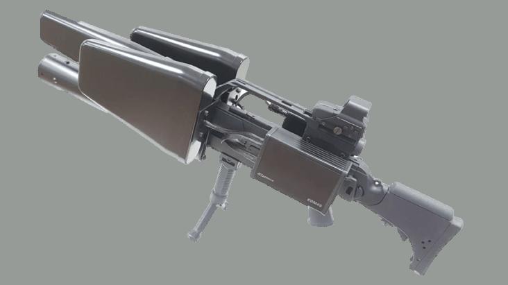 Антидронова рушниця виробництва литовської компанії NT Service