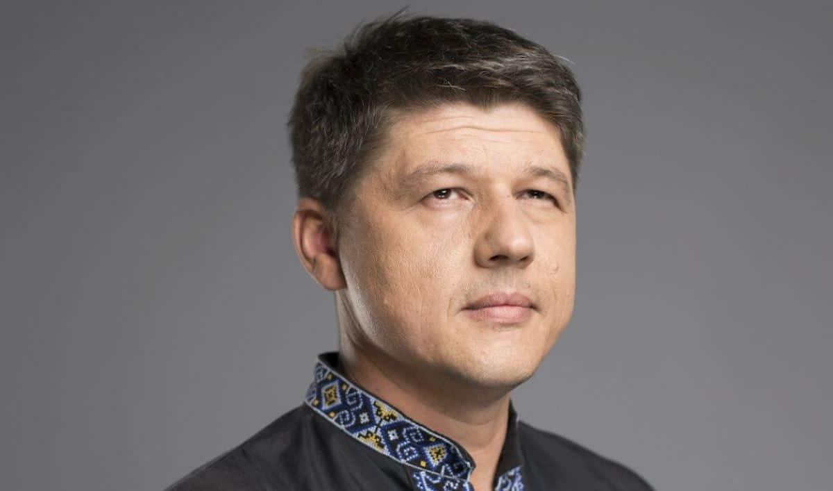 Андрій Шараськін. Фото з відкритих джерел