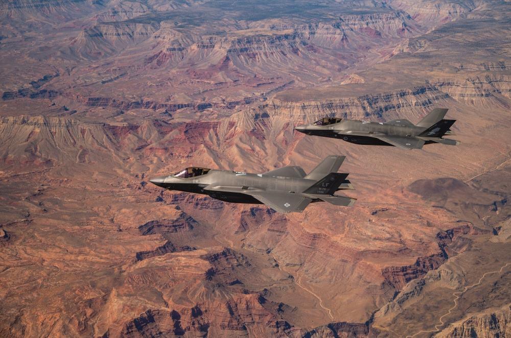 Багатоцільові літаки F-35 Королівських Повітряних сил Австралії 1