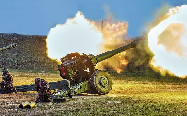Буксована гармата Д-20 ЗС Угорщини