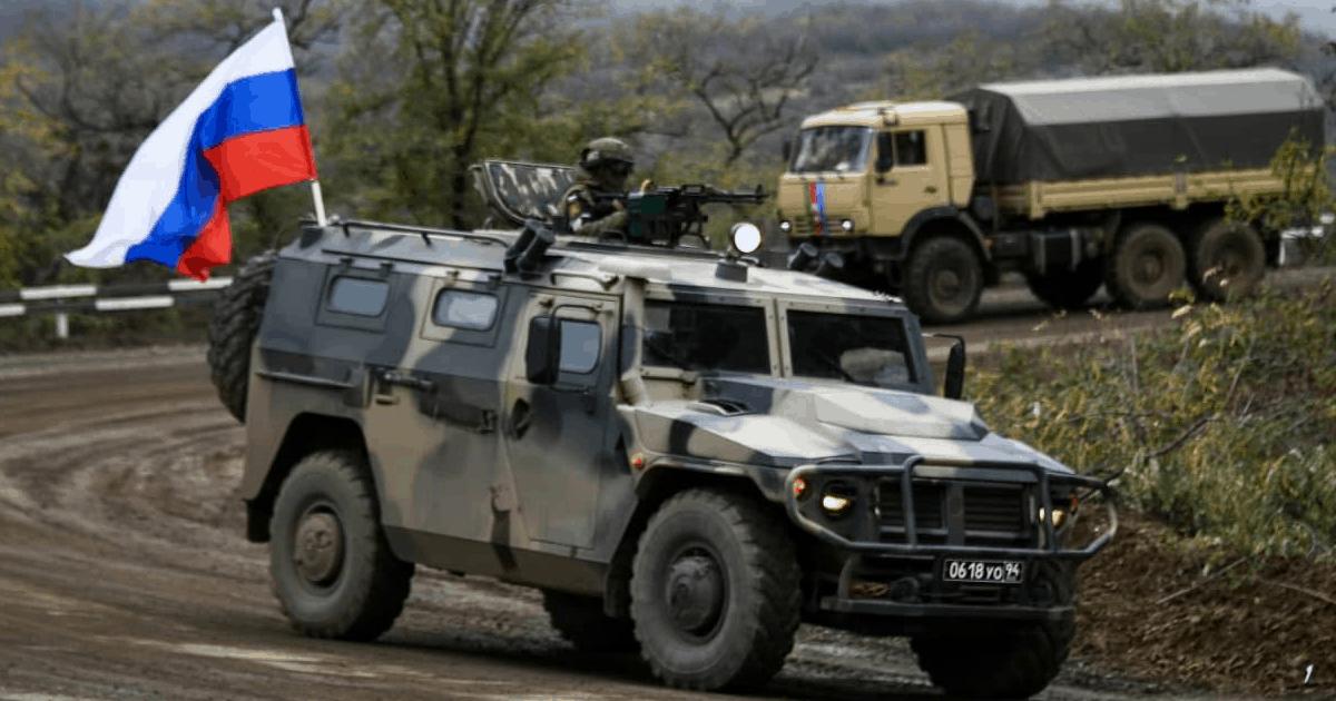 Військові Росії та Азербайджану у Нагірному Карабасі