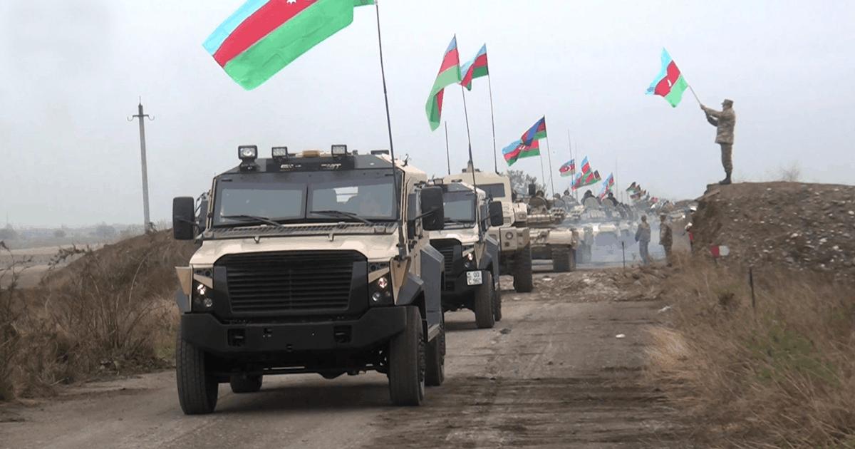 Військові Азербайджану. Фото: МО Азербайджану